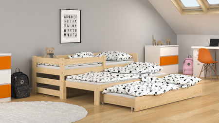 Doppel-Kinderbett